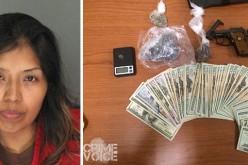Full time Mom, part time drug trafficker