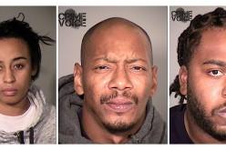 Burglary Trio Busted