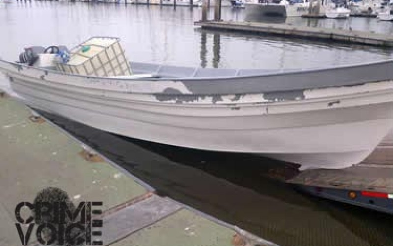 Fisherman Busted for Interfering with Investigation