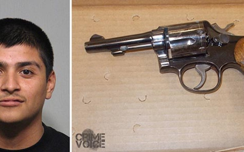 Gang Members Arrested For Possession of Handguns