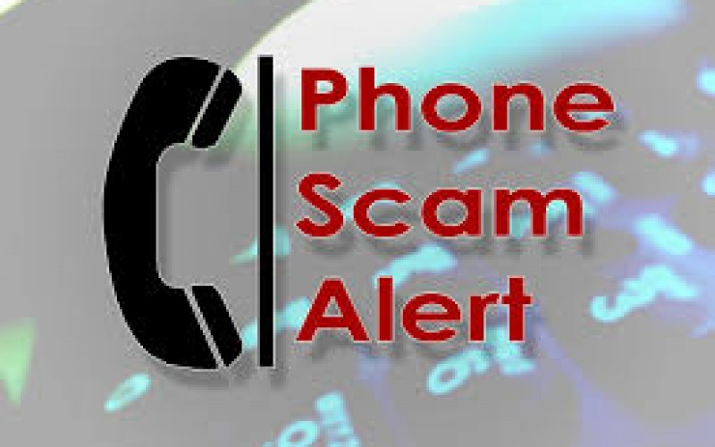 Police Agency Warning to Elderly: Beware of Phone Scammers