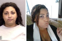 Woman arrested for attacking another woman and young girl