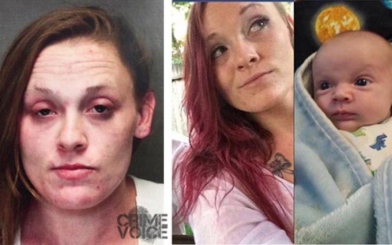 Woodland Mother Gets Second-Degree Murder Charge