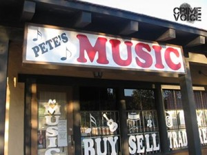 Pete's Music in Temecula