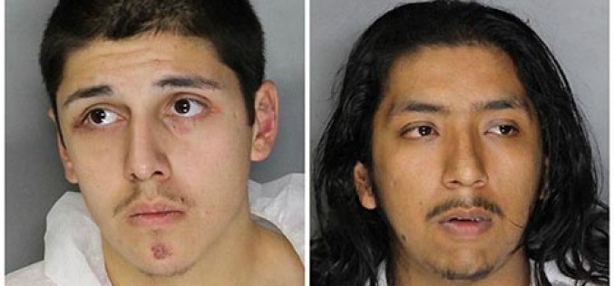 Two Men Arrested for Attempted Murder in North Sacramento