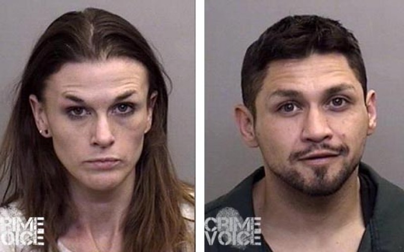 Ukiah couple both charged with domestic violence