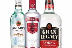 Man arrested stealing Gran Legacy Vodka