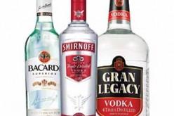 Man arrested stealing Gran Legacy Vodka