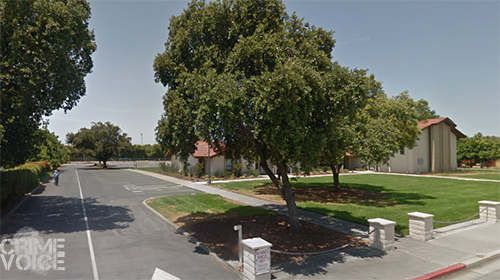 Police were alerted to suspicious activity at the Hollister Church of Jesus Christ of Latter Day Saints parking lot.