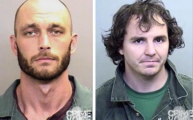 Wilderness Roommates Busted for Pot Growing