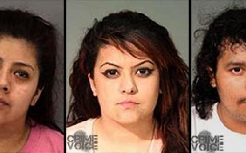 Five juvenile homicide suspects arrested after high speed chase