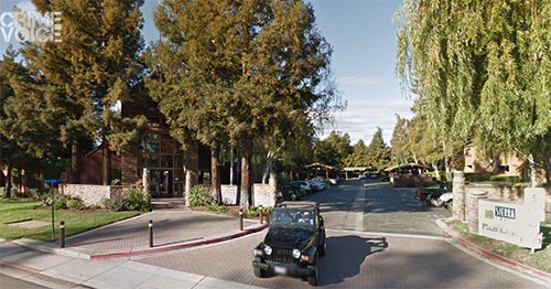 A 911 call to these San Jose apartments was most likely not due to Carter.