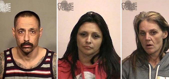 Modesto carjacking trio arrested