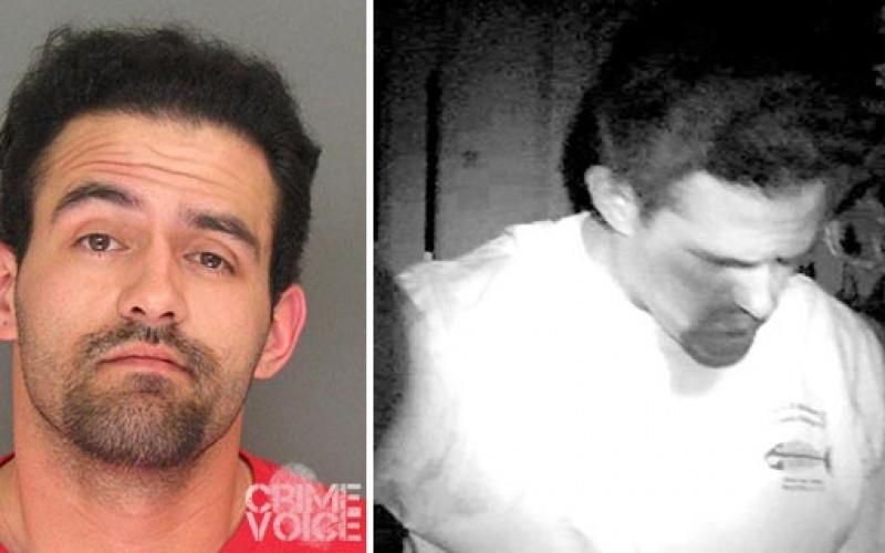 Peeper Arrested in Santa Cruz