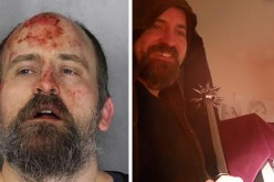 Sacramento Man Attacks Woman and Dog with Medieval Weapon