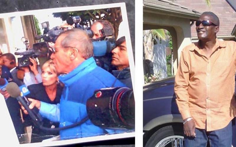 Clovis man arrested for violent behavior