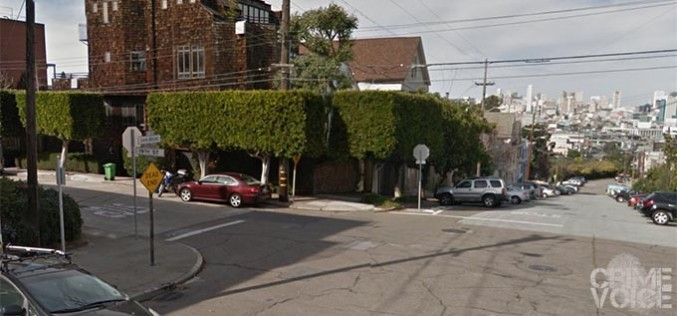 Auto Burglars Caught Red Handed In SF