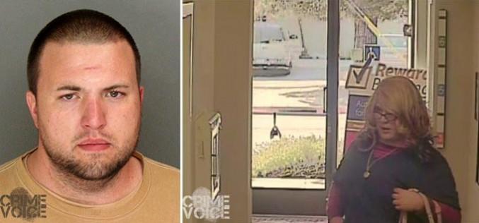 Carmel Police Inadvertently Arrested 'Mrs. Doubtfire' Burglary Suspect