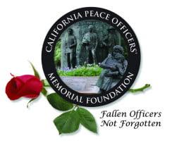 cal peace officers memorial logo
