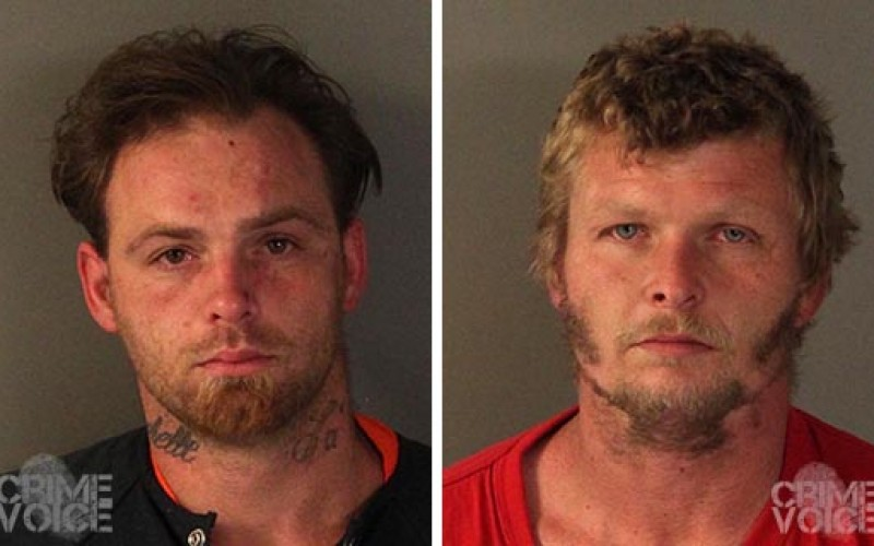 Two Suspects Arrested in Placer County After 11-mile Police Pursuit