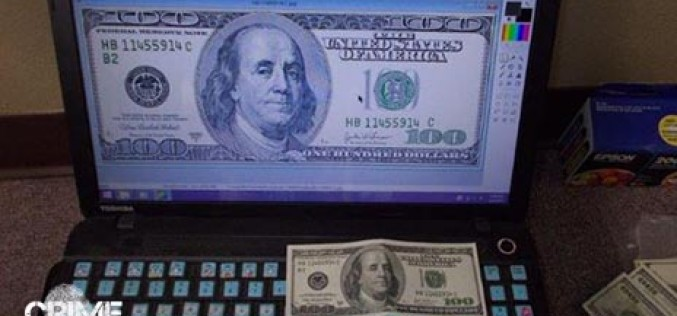 Four Arrested in Counterfeit Conspiracy
