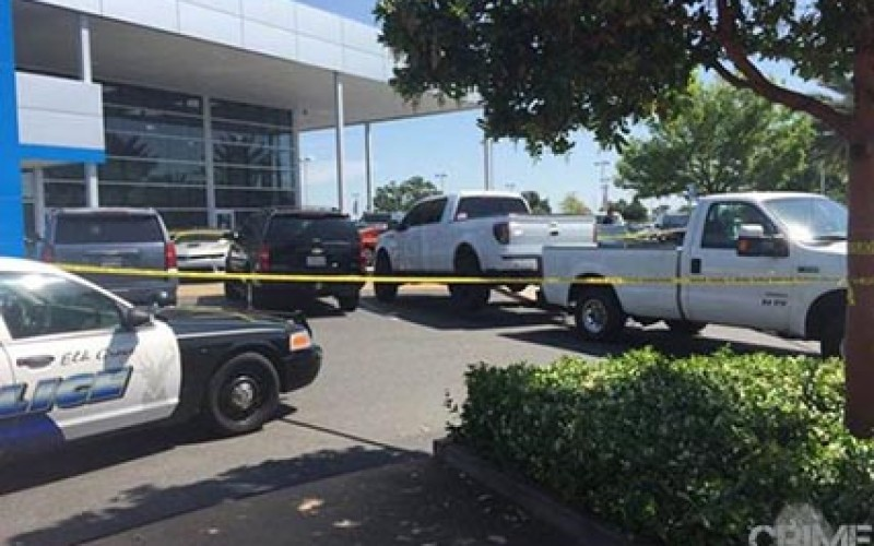Man Kills Himself at Auto Dealership After Pulling a Gun on Agent