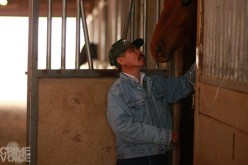 Chowchilla horse trainer can't outrun police