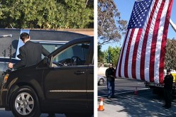 Memorial held for fallen San Jose Police Officer Michael Johnson #3817