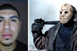 "Police Arrested ""Jason"" Look-a-like for Robbery"