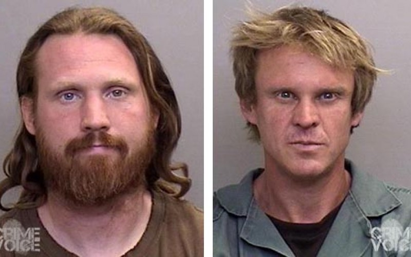 Mendocino Sheriff's Dept arrests two Brians for Honey Oil labs