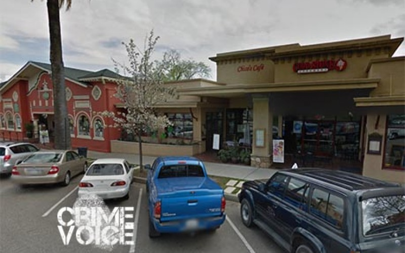 Armed Robber Orders Take-Out Cash
