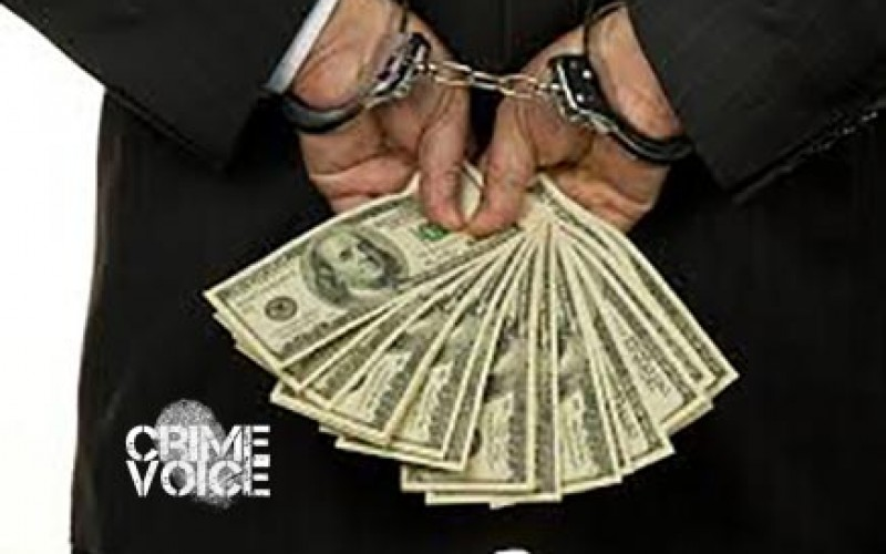 Banker and Retiree Arrested for Embezzlement, Conspiracy