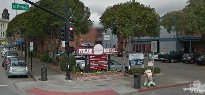 Petaluma PD Apprehends a Burglar and Thwarts Two Others
