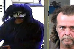 Alleged Mask-Wearing Bank Robber Arrested in Fresno