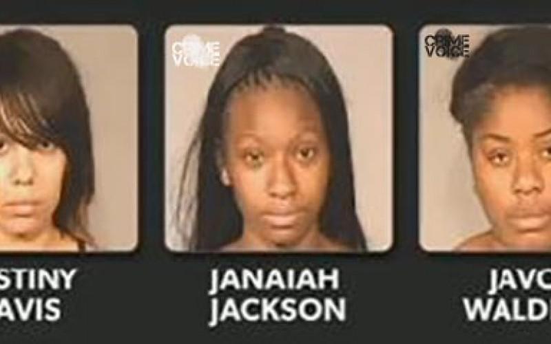 Three Women Suspected of Robbing Fresno Store