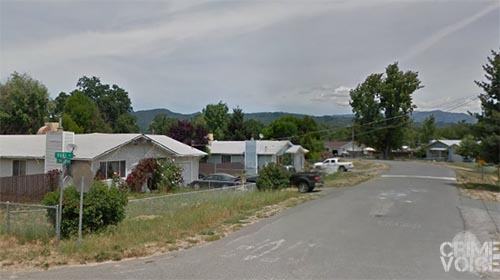 Kendall tracked his victim to a house on Yuki Avenue in Covelo.