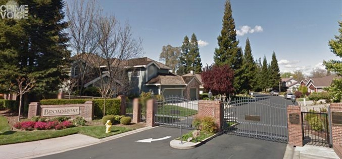Roseville Man Arrested in a String of Residential Burglaries