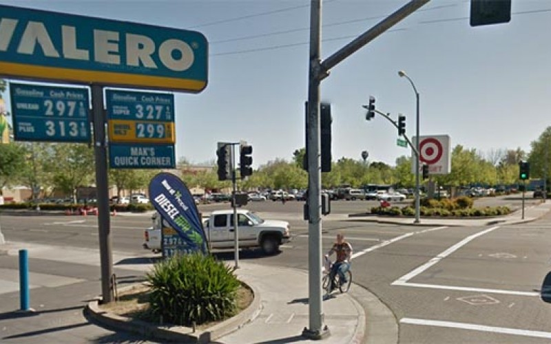 Man Arrested in Vallejo for Sacramento Shooting