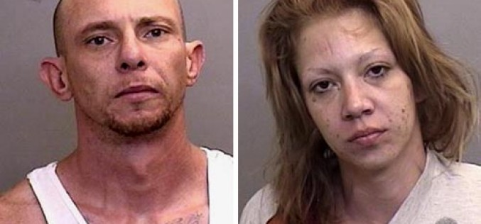 Redding couple caught, this time in Mendocino County