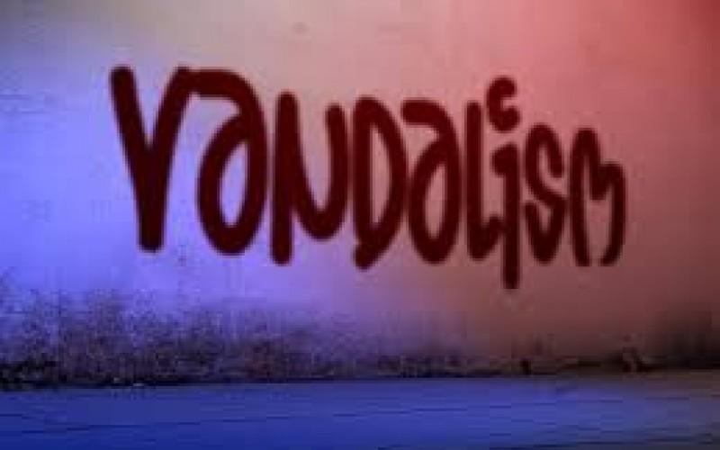Rosamond Man Arrested for Vandalism