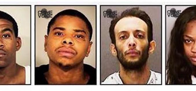 "Bail Set in Million$ for ""Knock-Knock"" Burglars"