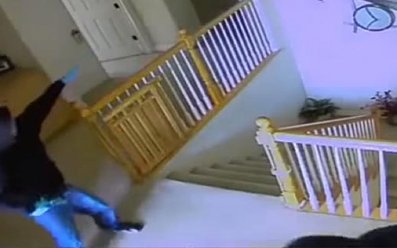 Victim's son found to be responsible for home invasion robbery