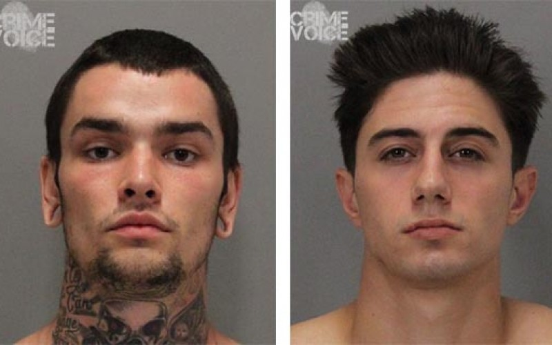 Morgan Hill area murder suspects located after deadly knife attack