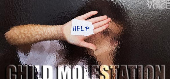 Child Molester Gets 290-Year Sentence