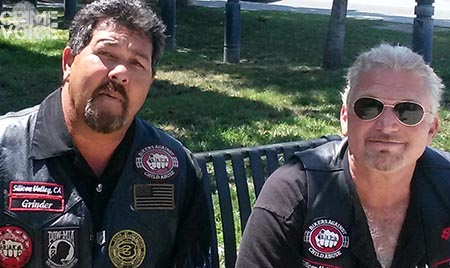 """""""Bikers Against Child Abuse"""" was a big supporter of the victim of Johnell Carter"""