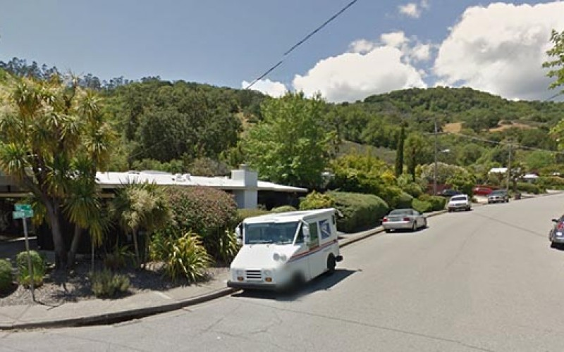 Prowlers and a Burglar Rounded Up in San Rafael