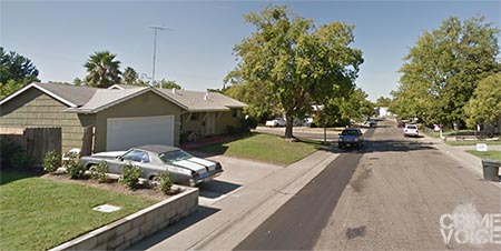 Prior to his recent pimping and domestic violence arrests, Devonte Wright lived in this North Highlands neighborhood. His current address was not released.