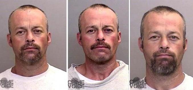 Fort Bragg man locked up again