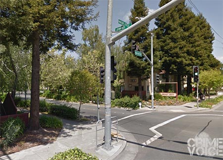 Raymond's final target was near his home, at the corner of Marlow and Jennings.