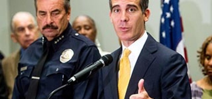 After a Decade of Decreasing, LA Crime Rate Significantly Increases
